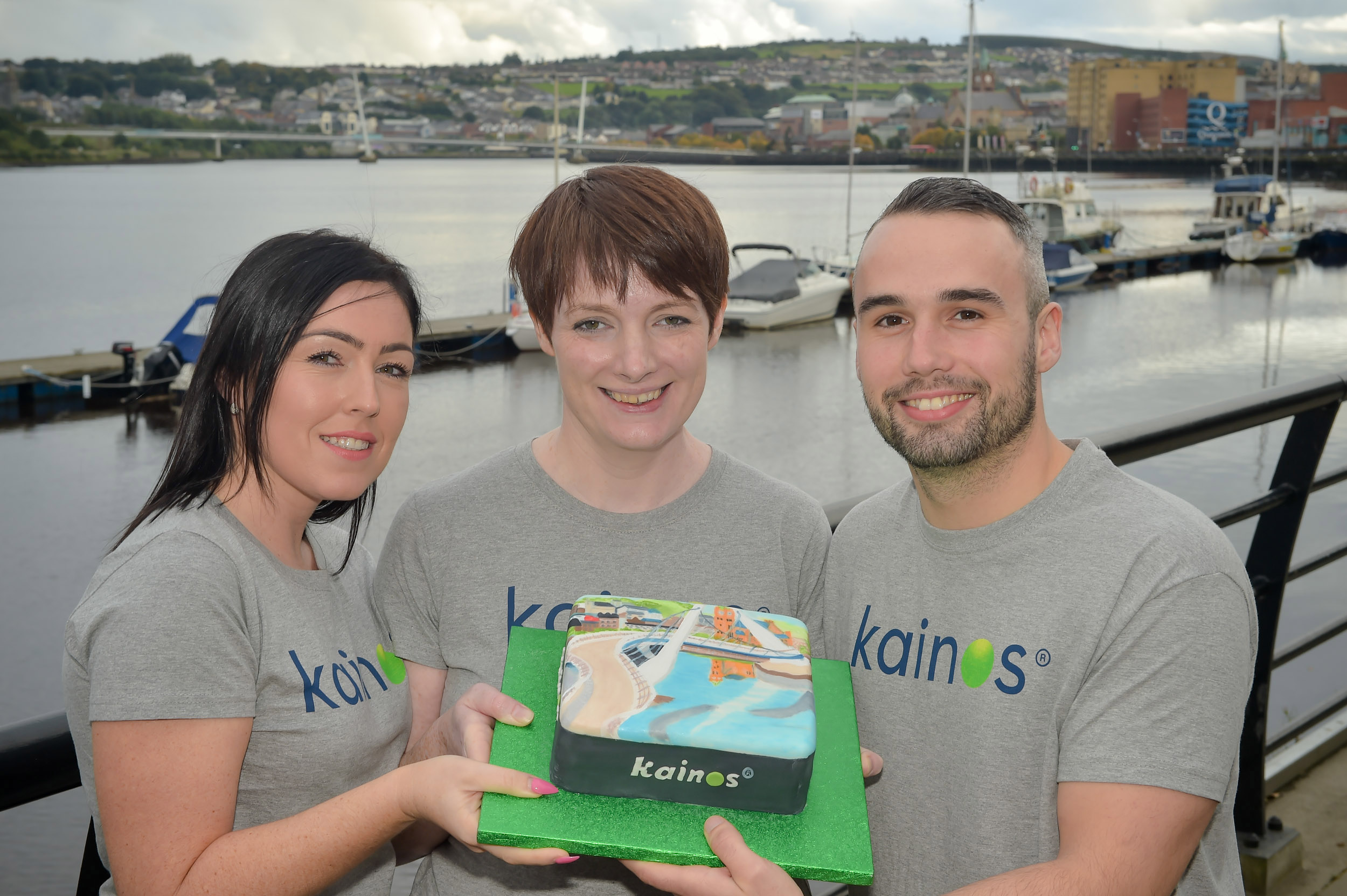 Kainos expands its digital presence in Derry