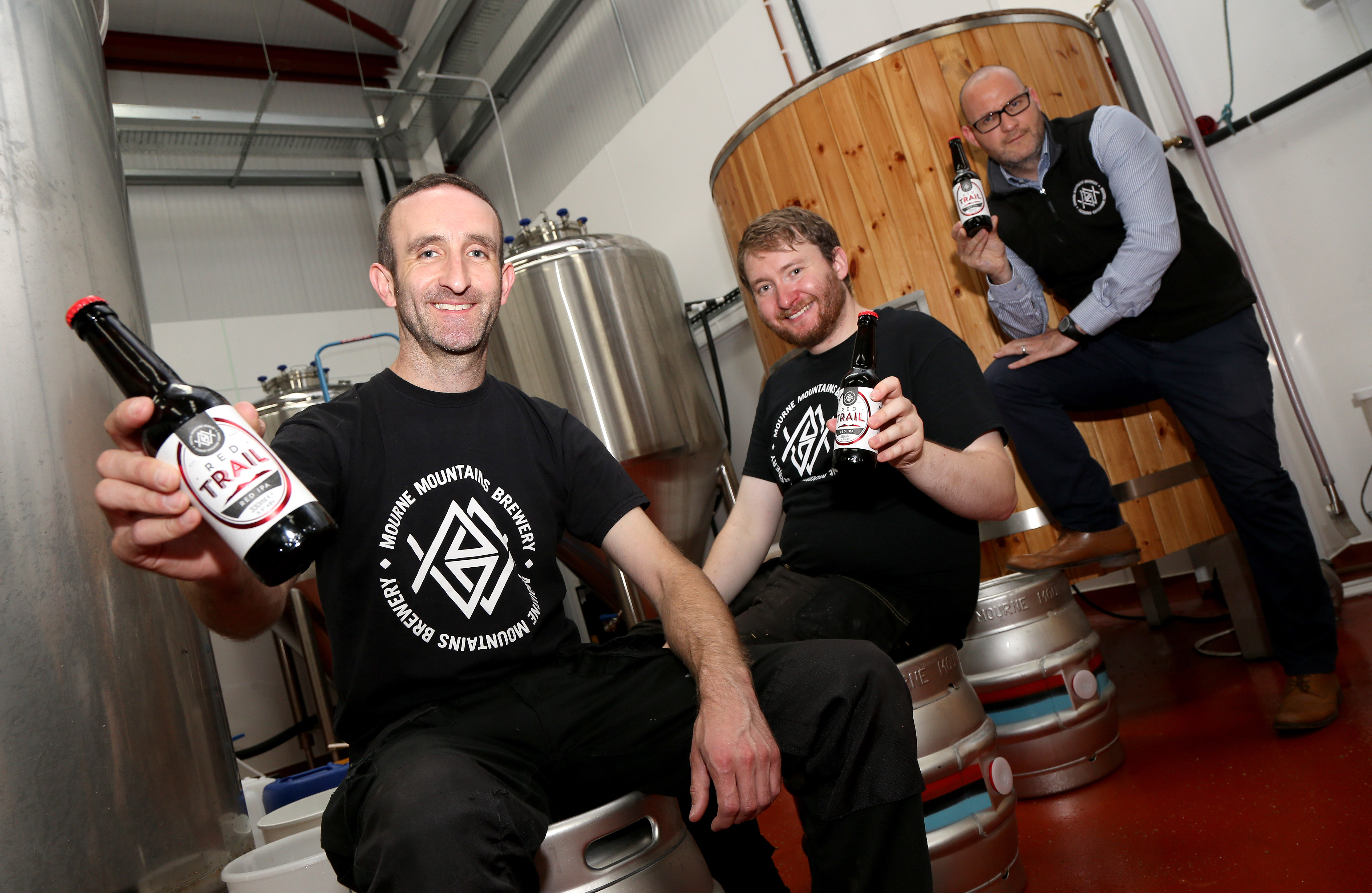 """Cheers!"" to Mourne Mountains Brewery as Red IPA wins two Great Taste stars"