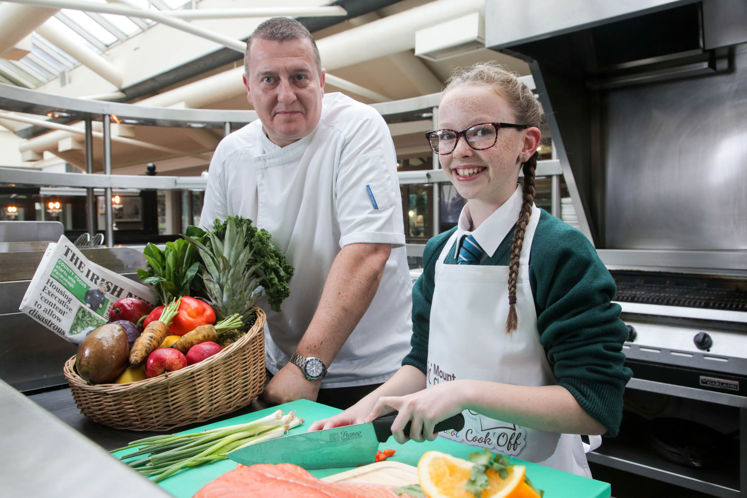 Budding chefs wanted for the Big School Cook Off