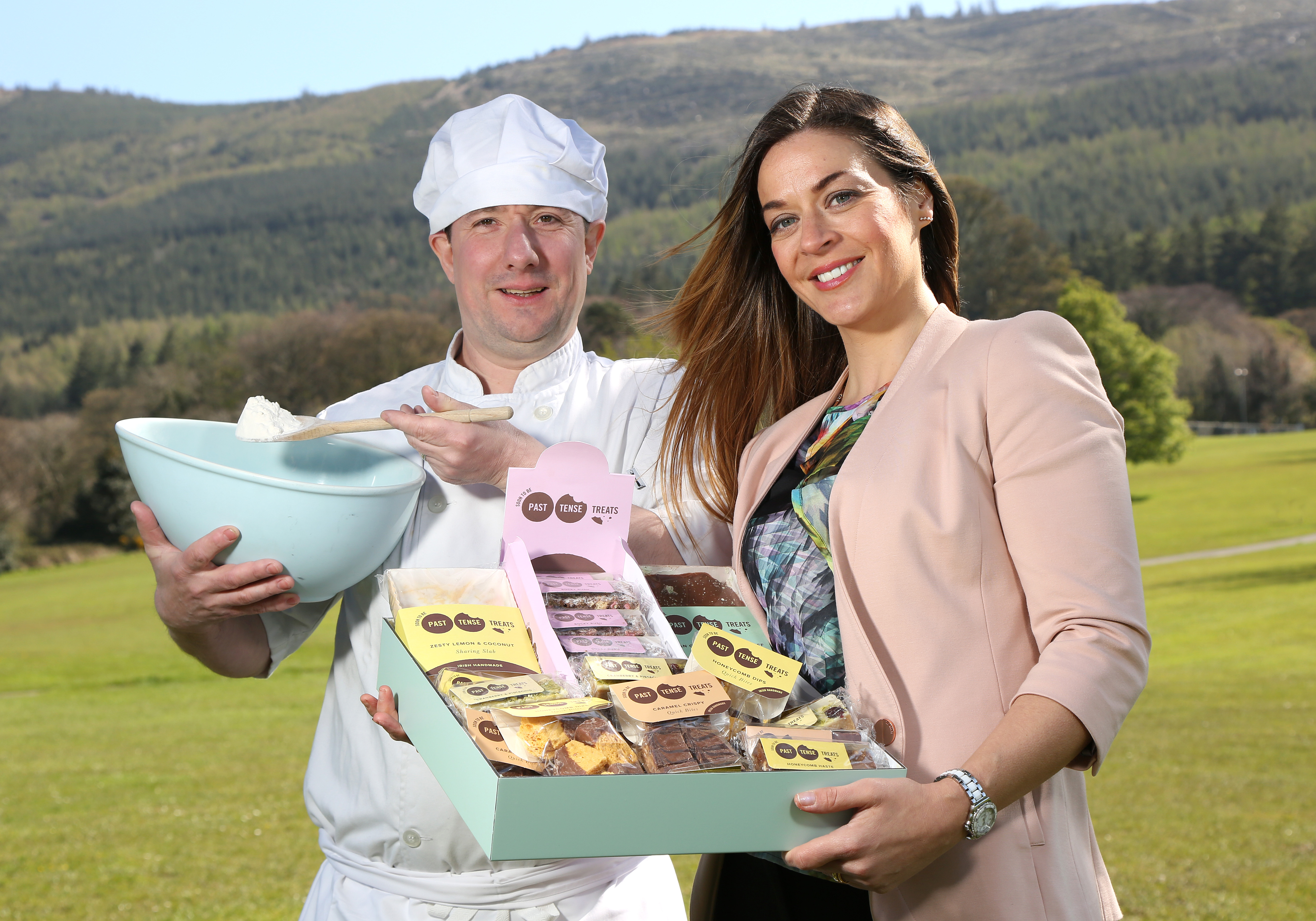 New bakery business announces first major listing
