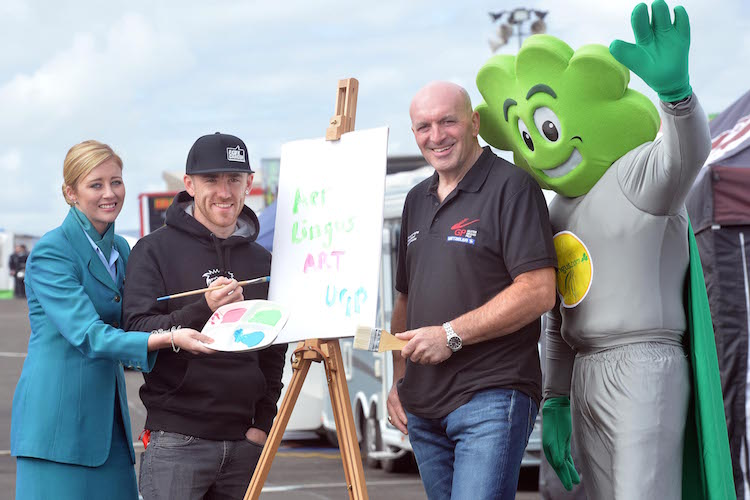 Aer Lingus challenges students to get creative for UGP art competition