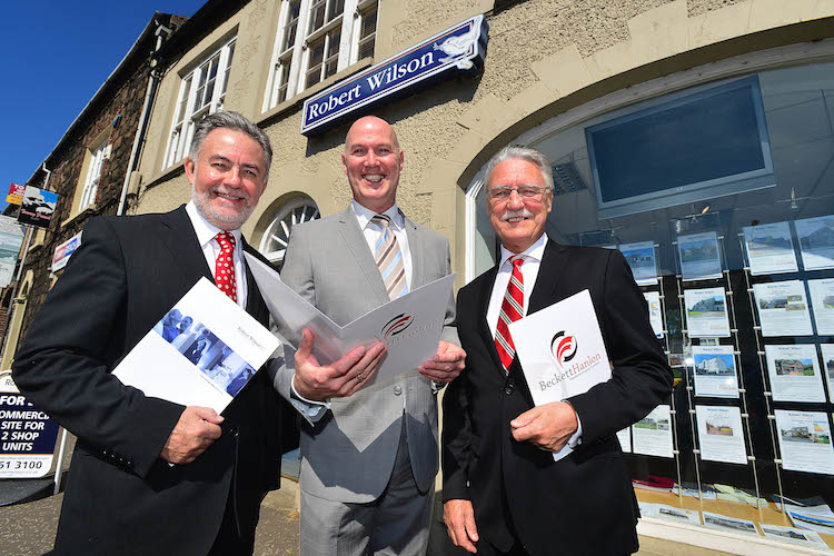 Local estate agency goes global with new partnership