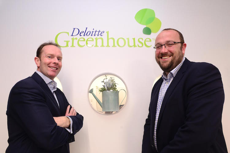 Deloitte opens 'Greenhouse' to help nurture Northern Ireland businesses