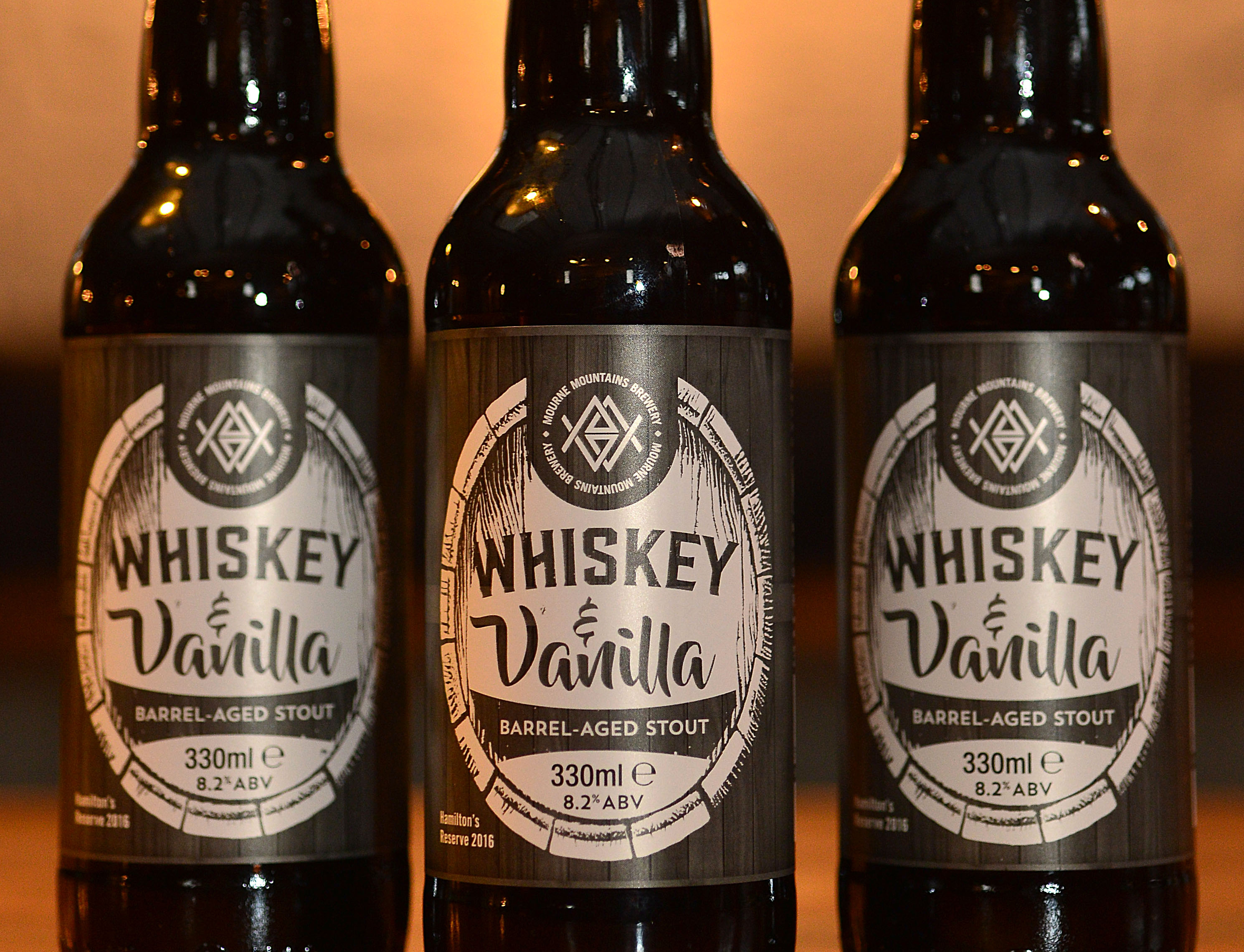 Co. Down brewery launches special whiskey and vanilla barrel-aged stout