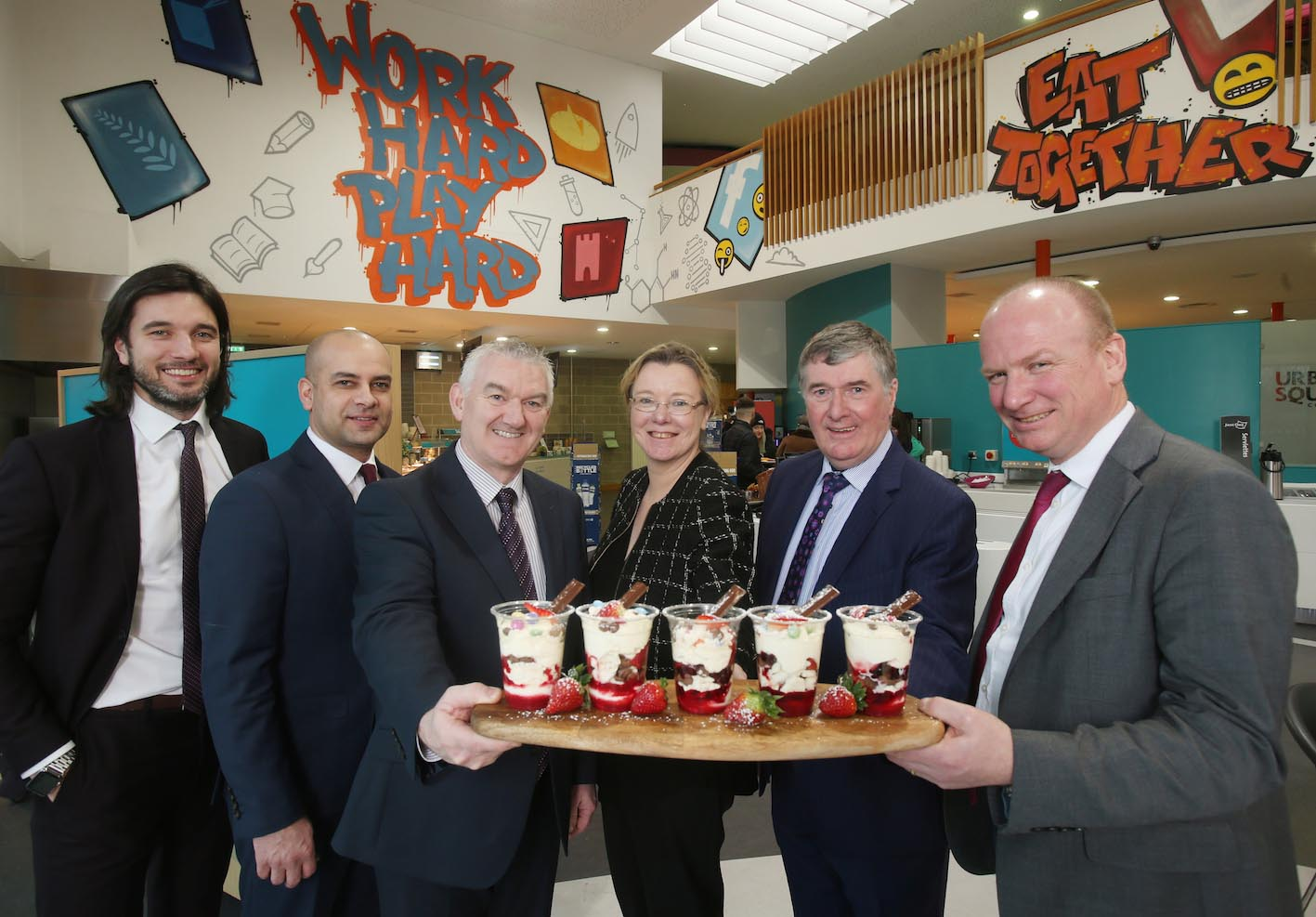 Mount Charles wins major education contract at Maynooth University