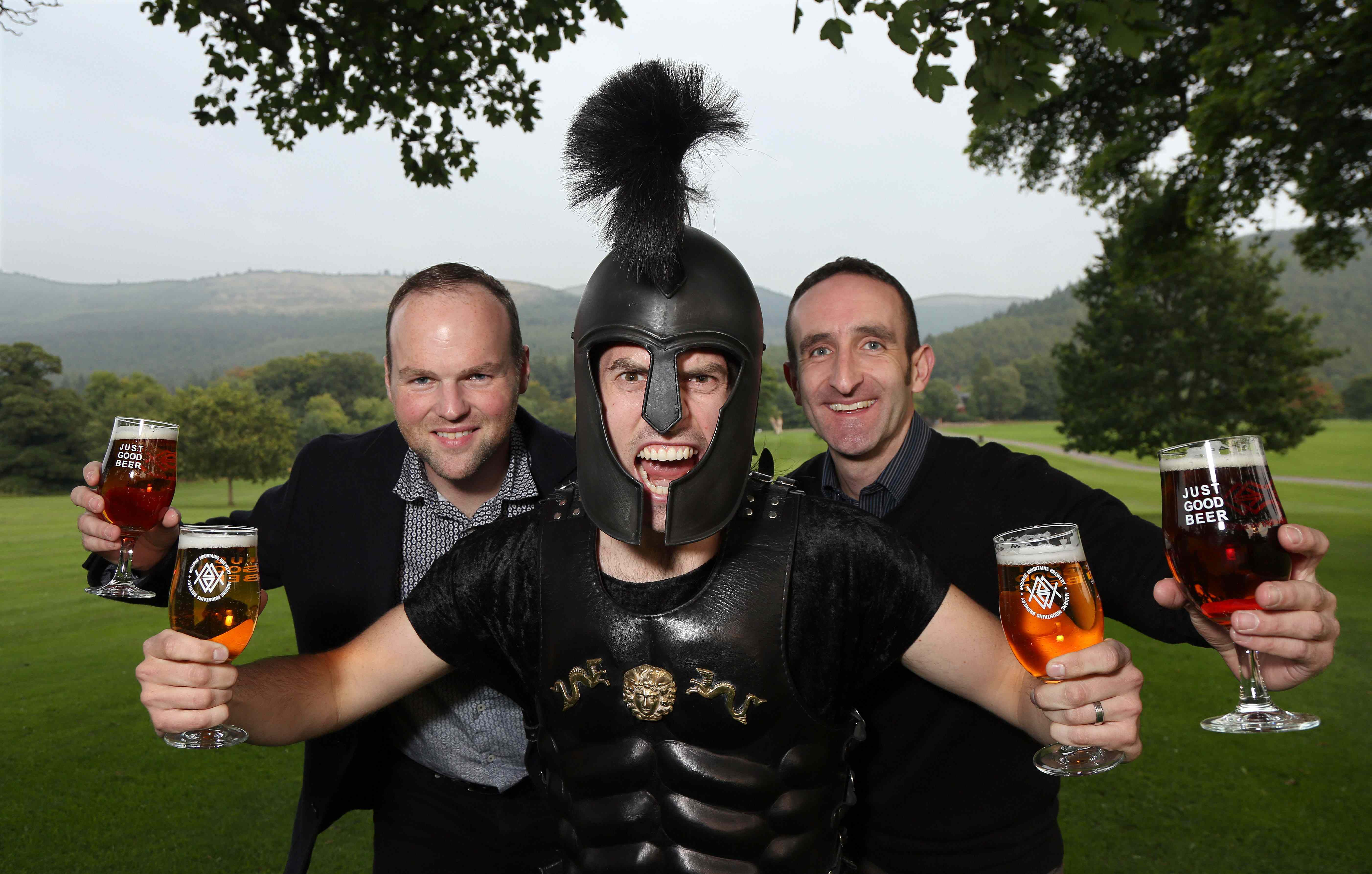Raise a glass to early success of NI's newest microbrewery