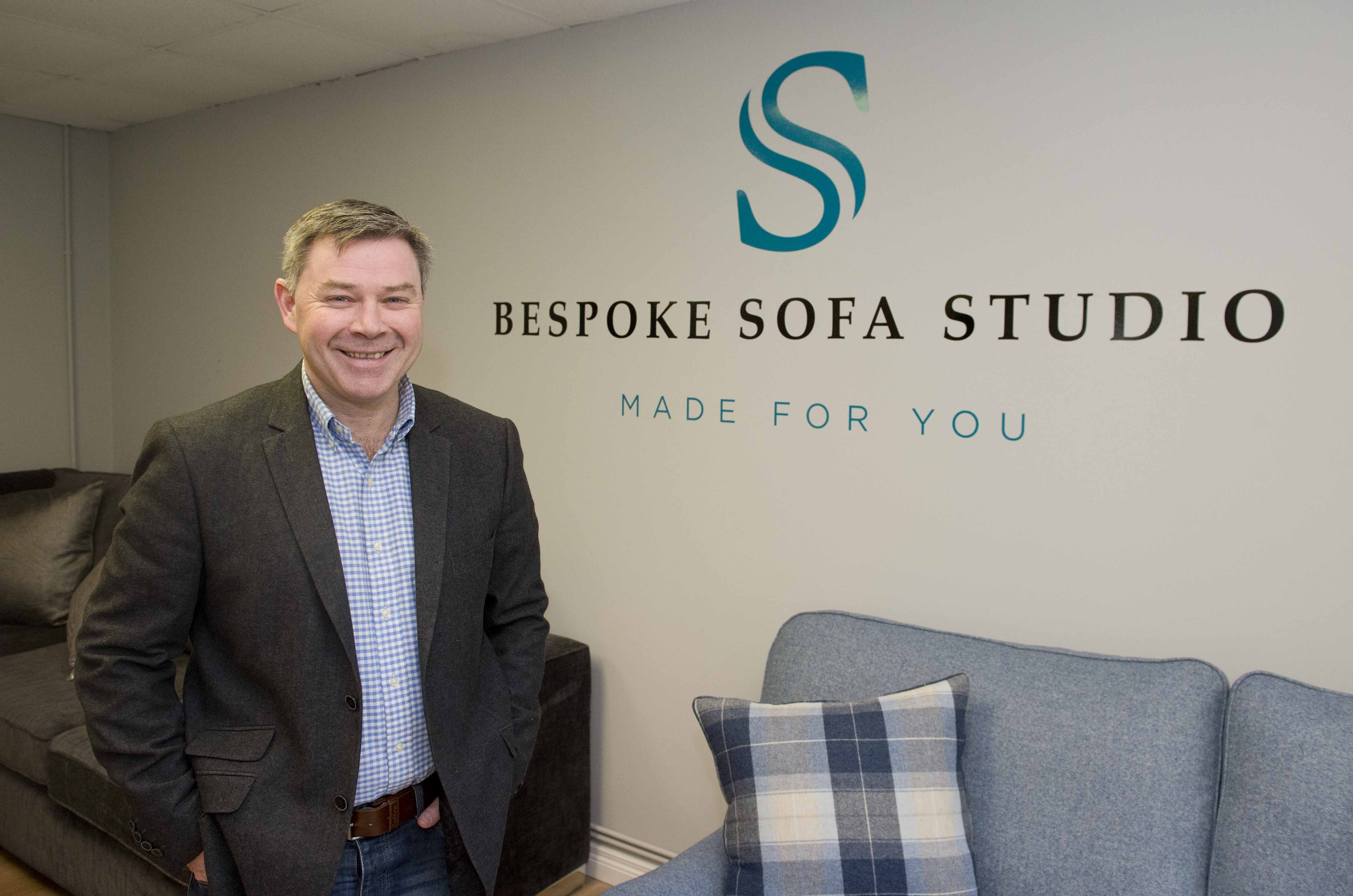 Sitting comfortably? Bespoke Sofa Studio launches in Northern Ireland