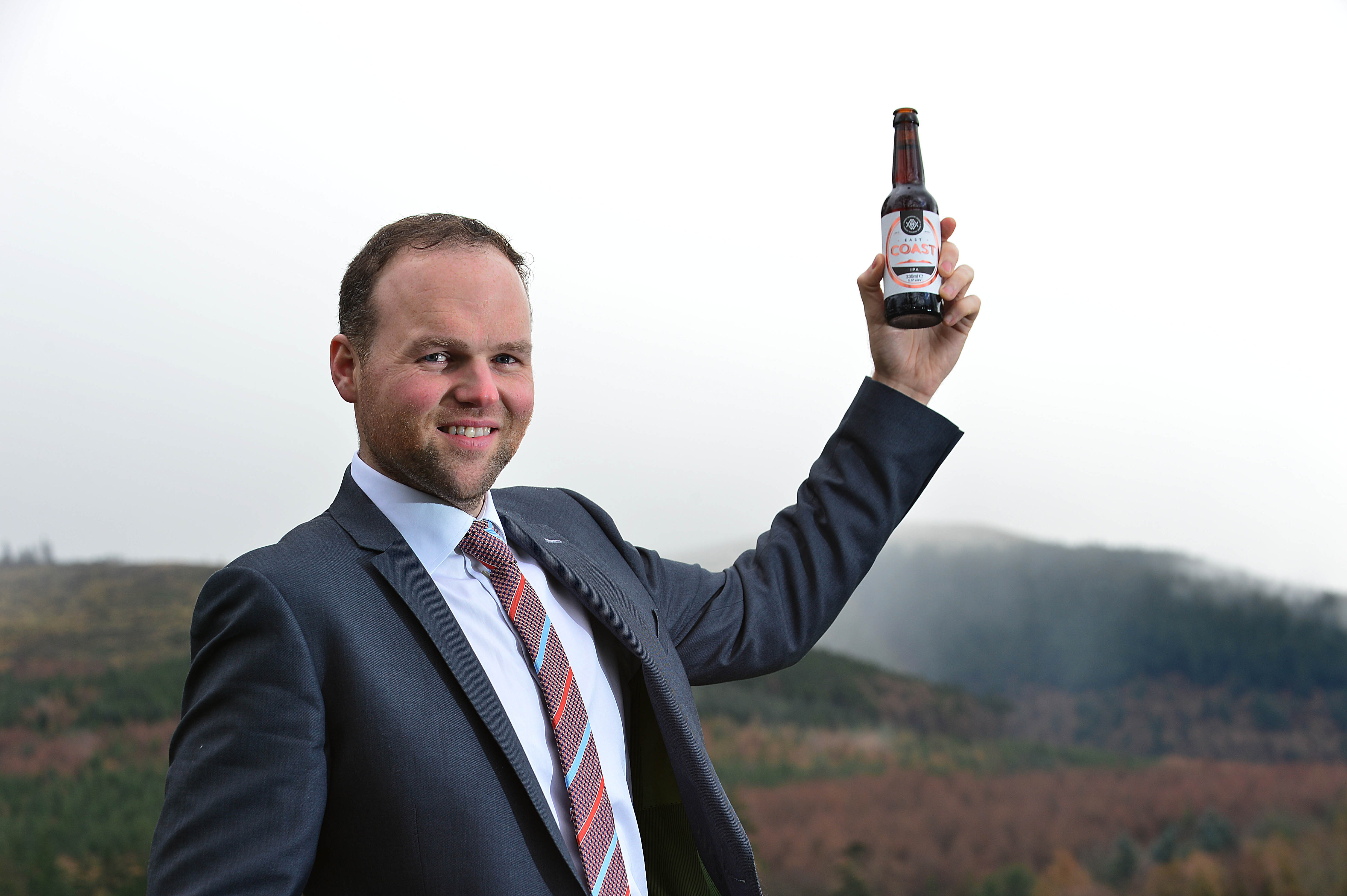 Mourne Mountains Brewery shines at international craft beer awards