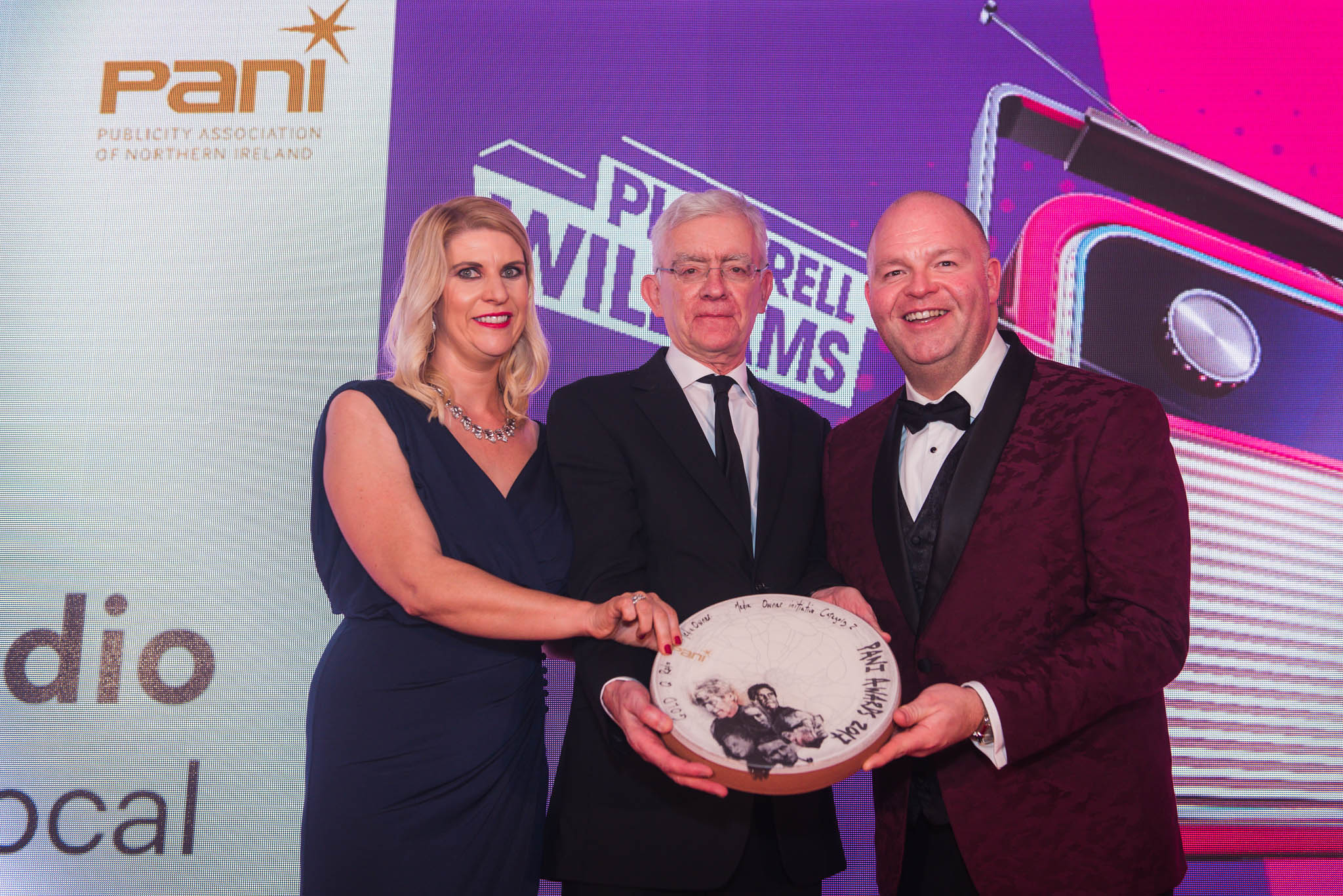 'Proud to be local' Q Radio strikes gold again with a win at the PANI Awards