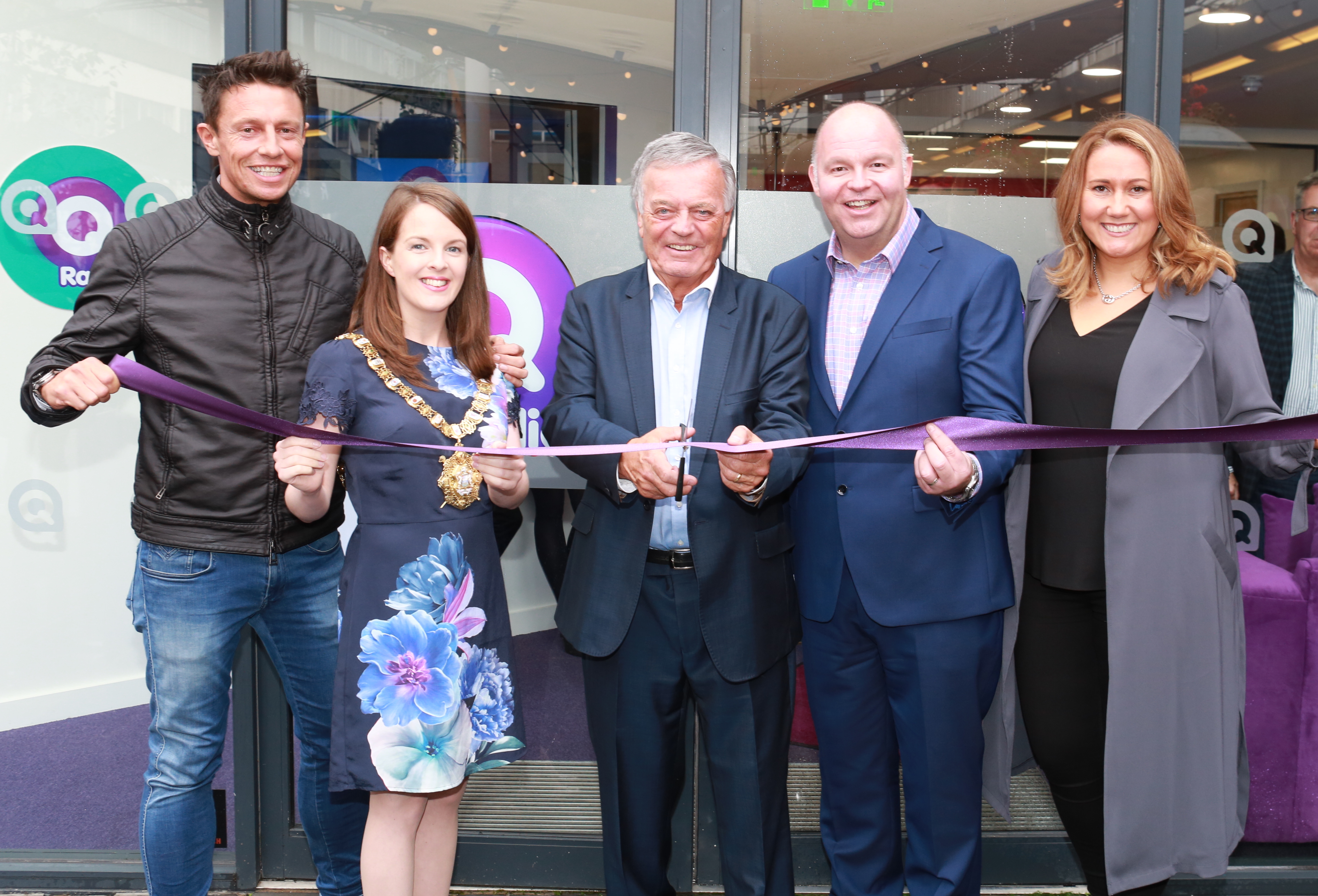 Q Radio launches in heart of Belfast with £600,000 investment in new HQ