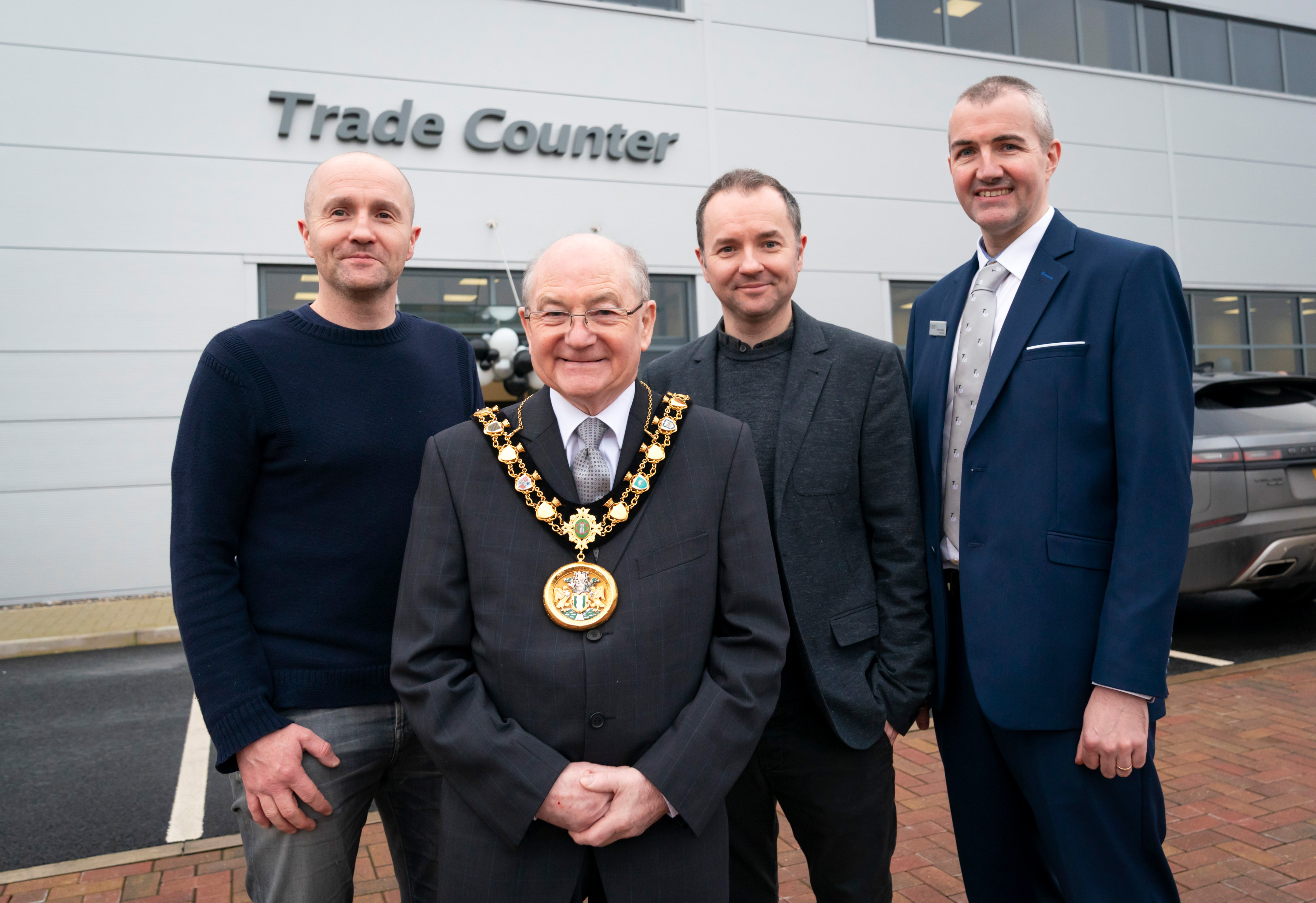 Trade Mouldings invests £10m in new Manchester showroom and distribution centre