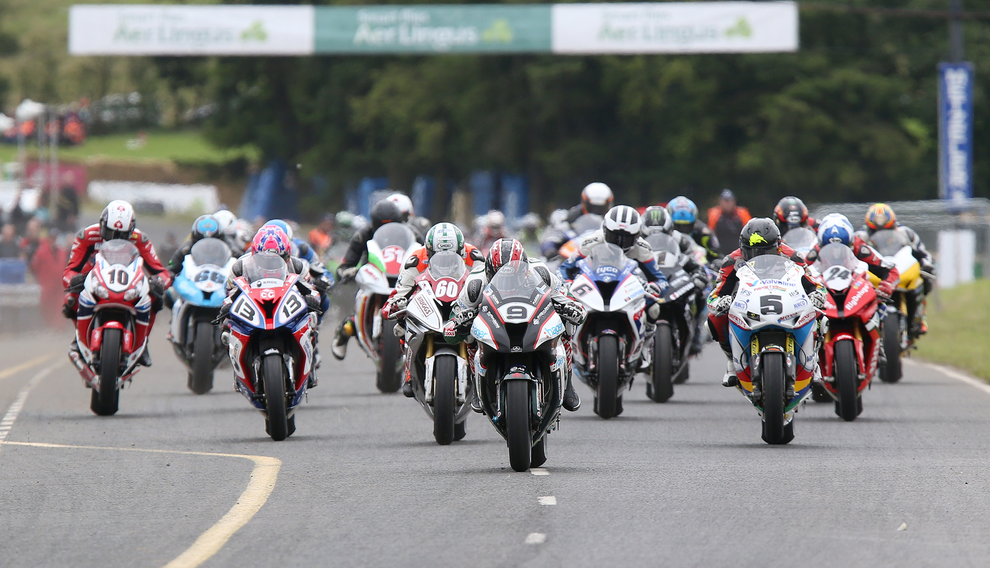Ulster Grand Prix announces Superpole session for top Superbike qualifiers