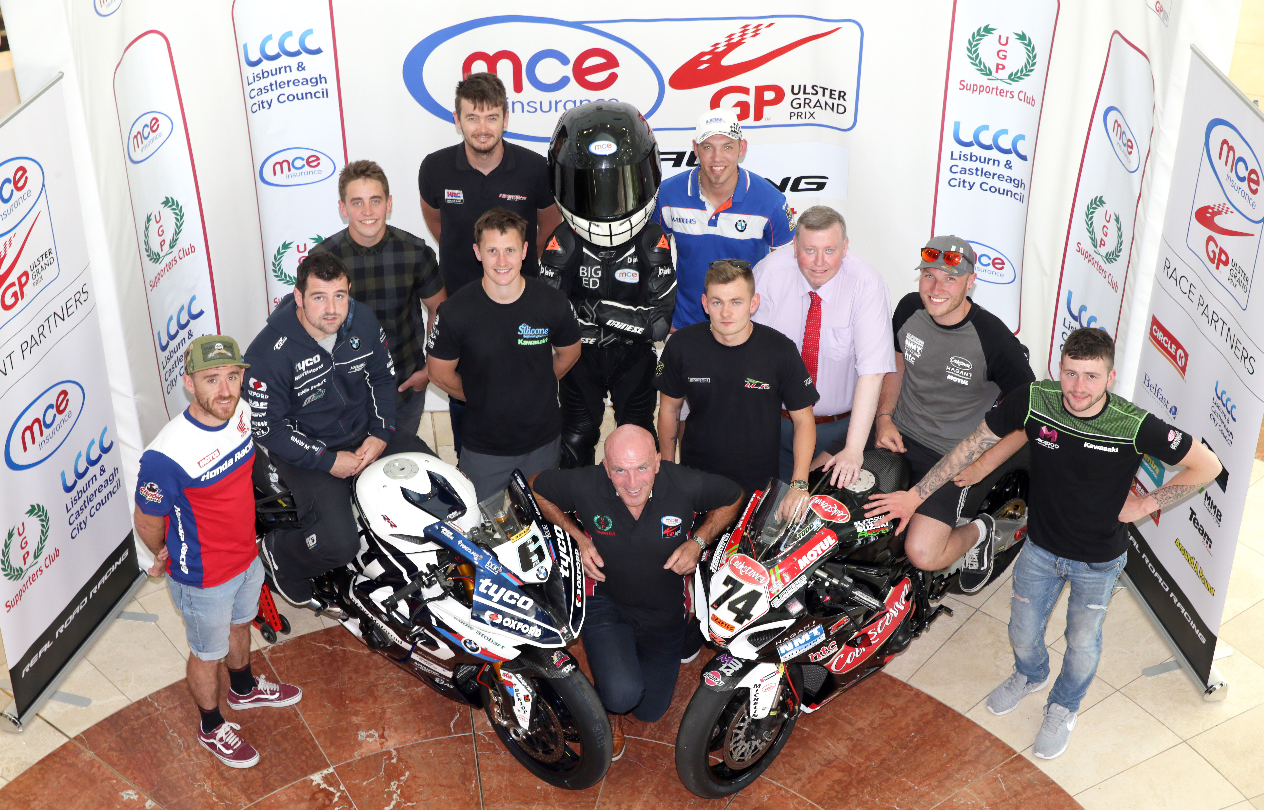 Countdown is on for another epic showdown at the 2018 MCE Ulster Grand Prix