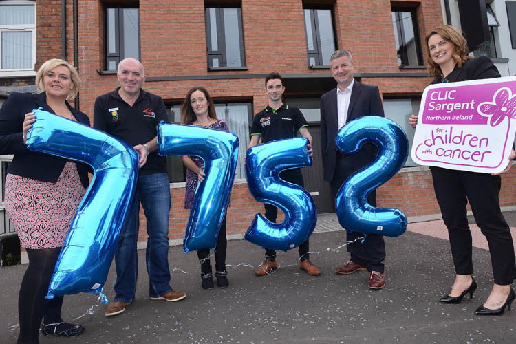 The Ulster Grand Prix gets into gear to raise over £7.5k for children's charity